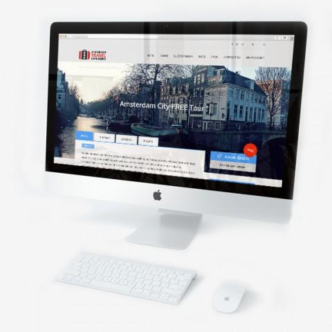 Dutchon - Branding Design Development - Amsterdam Travel Experience